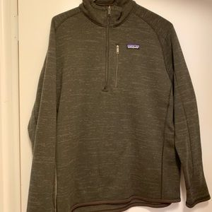 Large Patagonia Better Sweater Zip ups